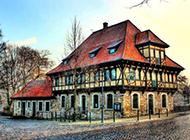欧美古典建筑旅游风景图片特写