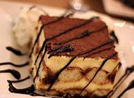 香甜美味的奶油巧克力美食图片