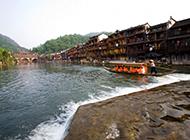湖南凤凰古城美丽风景图片欣赏