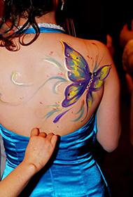 经典人体彩绘艺术作品大全