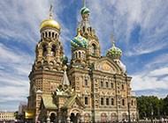 圣彼得堡高清风景图片