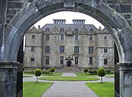 欧洲著名的古老城堡风光组图