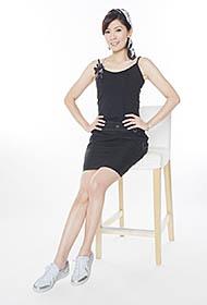 时尚女星贾静雯高清写真