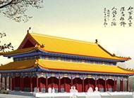 大气的古代宫殿高清图片