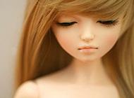 伤感忧郁的SD娃娃唯美图片