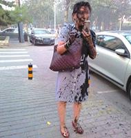 北京一幼儿园园长被人泼墨 因过度惊吓导致无法行走