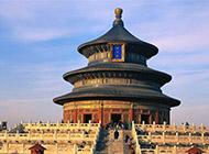 壮丽名胜古迹北京天坛公园高清风景壁纸