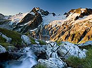 山高水清大自然唯美风景图片
