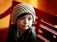 外国漂亮聪明的小孩子唯美图片