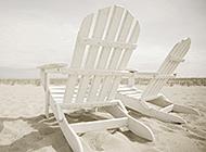 阳光海滩岁月静好高清组图