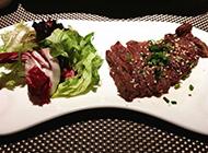 正宗日本料理蔬菜牛肉美食