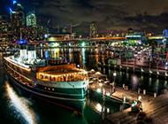全球璀璨城市夜景风光