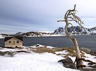 雪山自然风景图片壁纸大全