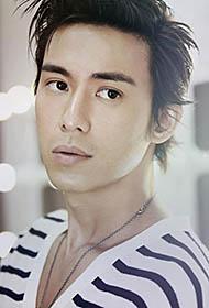 陈楚河诠释阳光开朗的男子气概写真