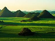 山川田野绿色风景图片壁纸大全
