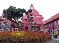 马来西亚古城马六甲精美风景图片