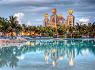 巴哈马群岛 风光风景摄影宽屏壁纸