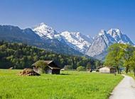 德国巴伐利亚旅游景点风光壁纸