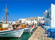 圣托里尼岛高清美图风景欣赏
