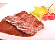 澳洲安格斯牛仔骨菜品图片