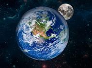 高清宇宙地球图片素材