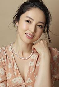 女演员董璇彰显端庄知性写真