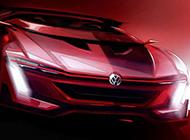 大众GTI Roadster概念跑车极致酷炫登场