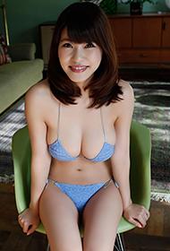 日本性感女神岸明日香比基尼户外写真