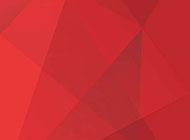 背景图片简约高清红色菱形