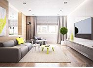 现代精致时尚家庭装修效果图欣赏