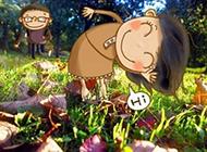 可爱创意卡通萌娃背景图片素材