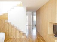 打造休闲家居的楼梯装修效果图