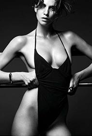 欧美大胆美女模特魅惑宅男写真大片