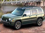 动感霸气的jeep汽车图片