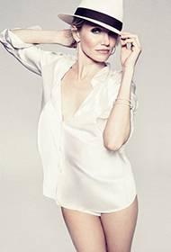 美国美女演员卡梅隆·迪亚兹散发妩媚性感魅力