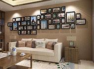 宜家风格相片墙设计图片