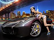 法拉利599时尚创意高清图片