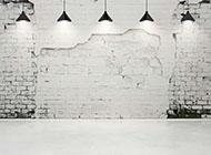 灯光墙壁时尚QQ空间背景图片