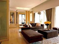 30平客厅简约布艺沙发装修效果图