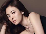韩国美女宋慧乔时尚电脑桌面壁纸