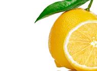 柠檬水果植物图片素材