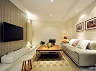 现代简约风格80平米小清新婚房装修效果图