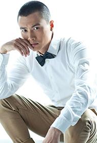 中国优秀男演员于滨最新时尚写真