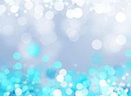 淡蓝色晶莹全家福背景图片