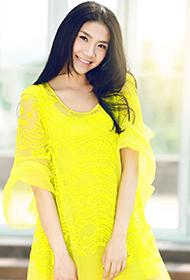 马恺曼穿薄纱蕾丝透明裙子唯美写真