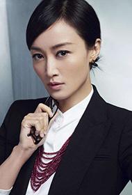 演员赵子琪时尚干练女性造型亮相