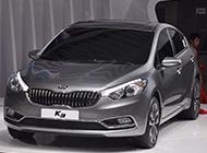 起亚K32012款1.6L自动Premium车身外型