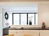 清新简约风格的厨房装修效果图