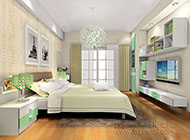 温馨浪漫卧室吊顶装修效果图大全
