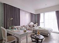 单身公寓混搭装修设计时尚精致